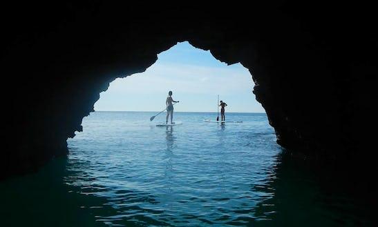 Paddleboard Trips In Raposeira, Portugal