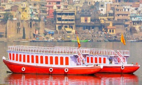 Passenger Boat In Varanasi