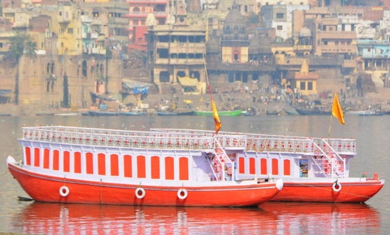 Motor Yacht In Varanasi