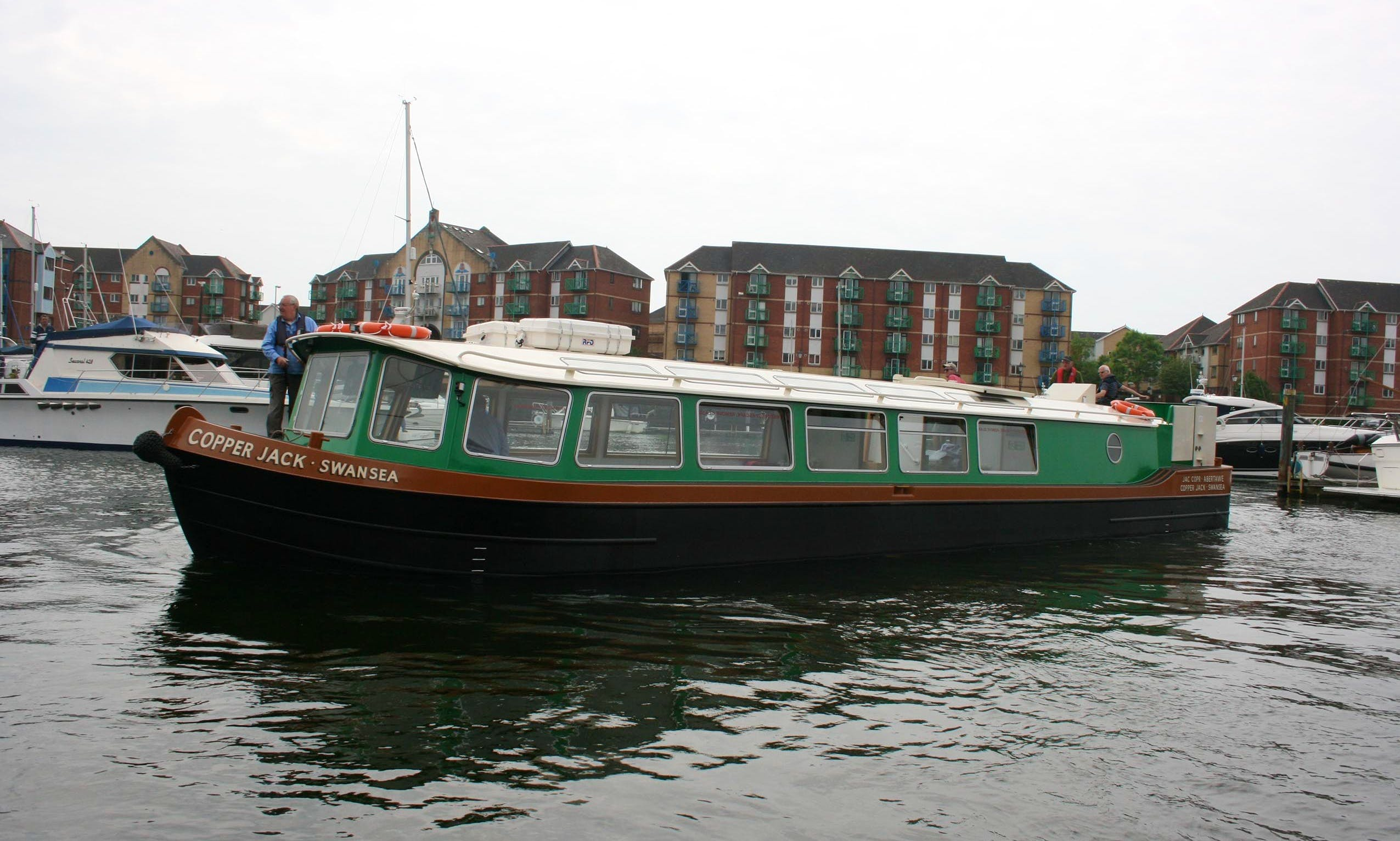 Boat Cruises in Swansea