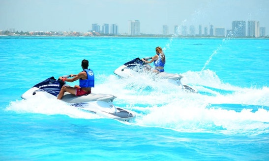 Waverunner Jet Ski Rental In Cancún