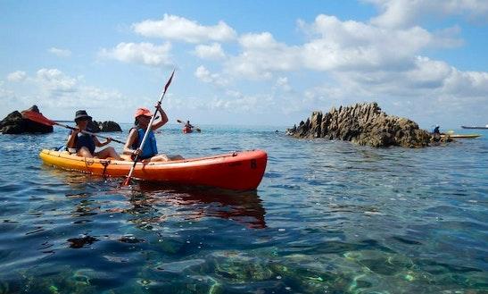 Double Kayak Rental, Lessons & Tours In El Portús
