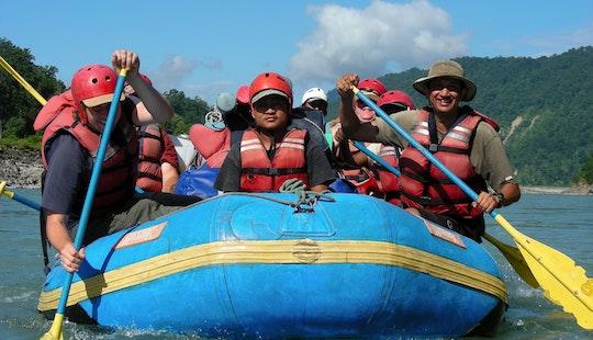 Raft Boat Rental In Kathmandu