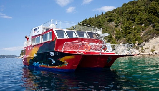 'maves' Catamaran Diving Trips & Courses In Komiža