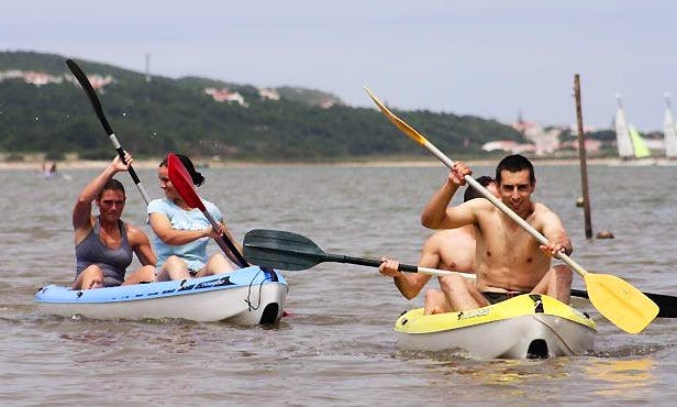 Canoe Rental & Private Lessons in Nadadouro
