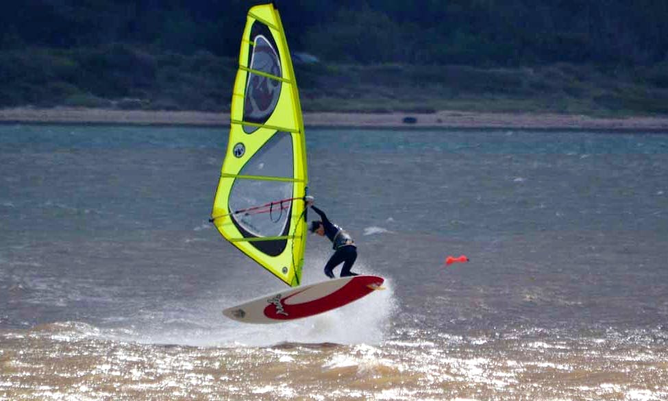 Windsurfing Private Lessons & Courses in Nadadouro