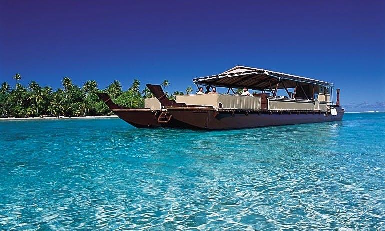 Boat Cruises In Aitutaki