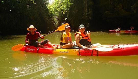 Kayaking In Krabi Town
