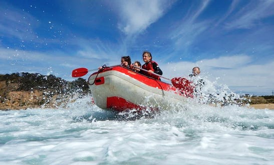 Rafting Trips In Columbia, California