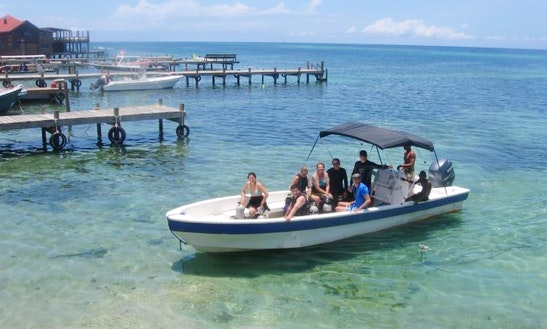 Scuba Diving Trips In West End, Honduras