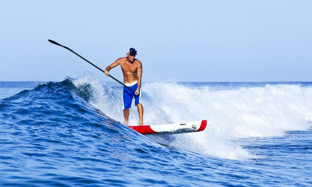 Stand Up Paddle Boarding Lesson In Costa da Caparica, Portugal