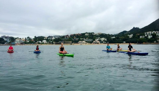 Sup Yoga In Hong Kong