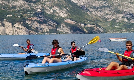 Rent Kayaks In Malcesine