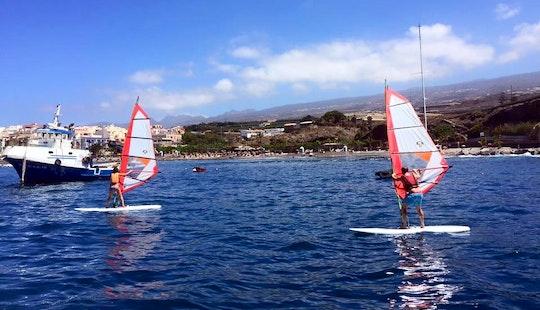 Windsurfing Rental & Courses In Guía De Isora