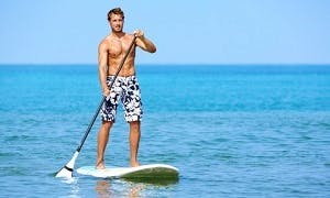 Stand Up Paddleboard Rental in Matalascanas, Spain