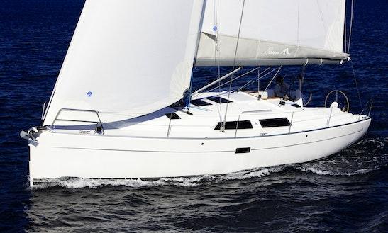 Hanse 400 Cruising Monohull Charter In Fezzano, Liguria