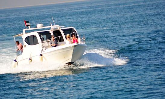 40' Gulf Craft Fishing Boat In Dubai, Uae