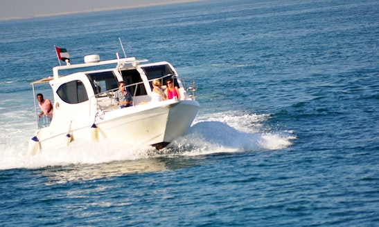40' Gulf Craft Fishing Boat In Dubai, Uae