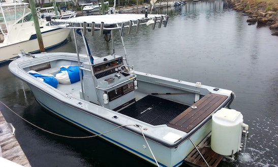 Center Console Fishing And Dive Trips In Englewood, Florida