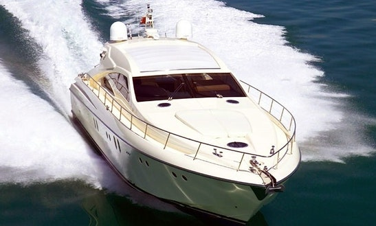 Charter Dalla Pieta 58 Powerboat In San Felice Circeo