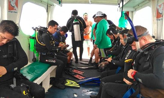 Diving In Ayangue