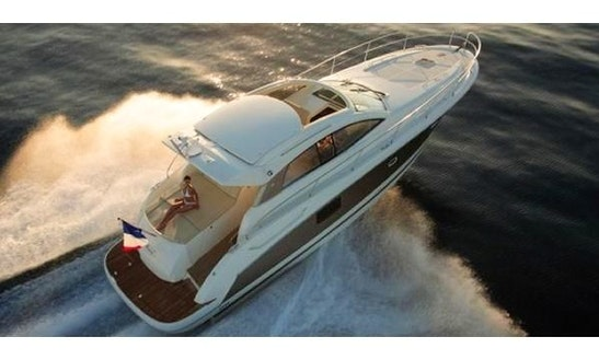 Charter Prestige 42s Motor Yacht In San Felice Circeo