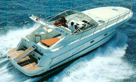 Charter The Mira 40 Motor Yacht In San Felice Circeo