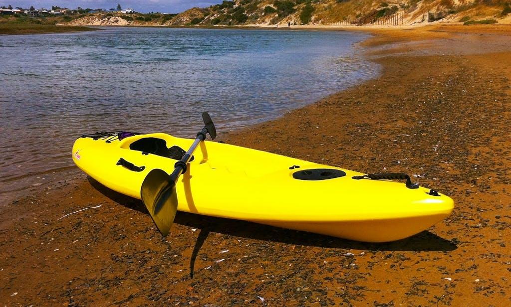 Single Kayak Rental In Port Noarlunga