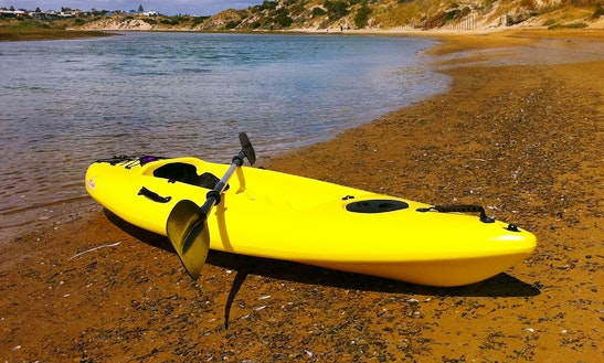 Single Kayak Rental In Port Noarlunga