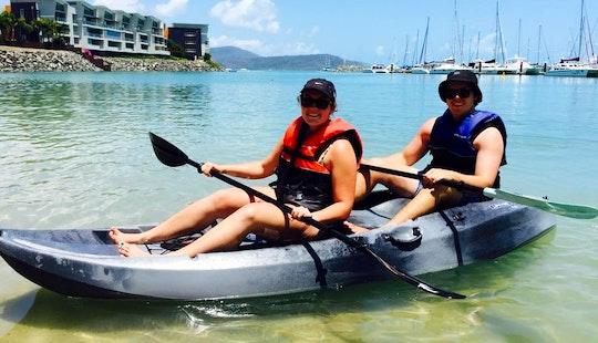 Double Kayak Rental In Airlie Beach