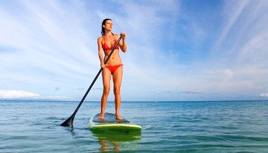 Hire Stand Up Paddle Board In Currumbin