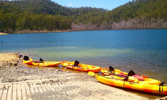 Hire Single Kayak In Currumbin