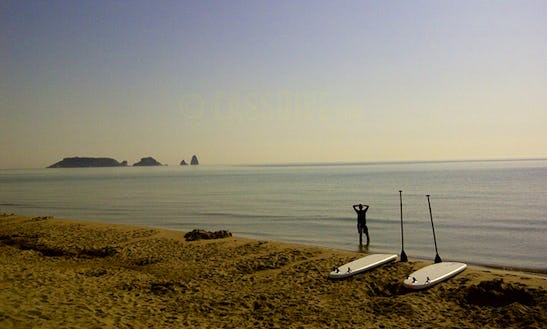 Stand Up Paddleboard Rental In Torroella De Montgrí