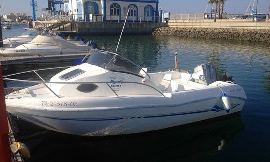 16' Bowrider Trips In Ayamonte, Spain