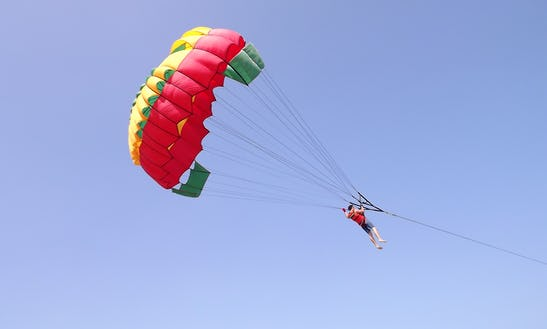 Amazing 20-minutes Parasailing Adventure For 2 Person  In Denpasar Selatan