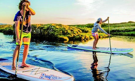 Try Surfing and SUP in Spain!