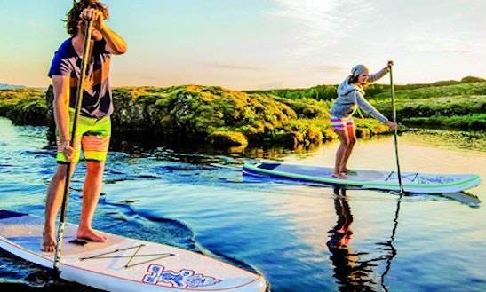 Try Surfing & Sup In Spain!