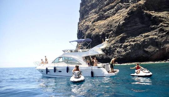 Motor Yacht Charter Trips In Santiago Del Teide, Spain