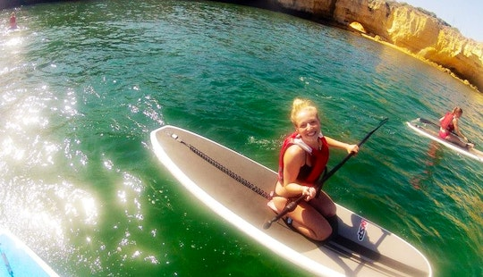 Paddleboard Rental And Tours In Albufeira, Portugal