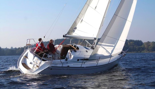 Delphia 29-di Sailing Monohull Charter In Arzon, France