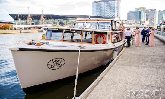 River Cruises On Yarra River, Victoria, Australia