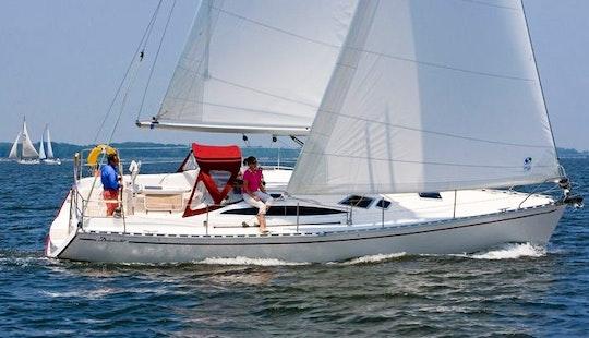 Delphia 37 Sailing Monohull Charter In Arzon, France