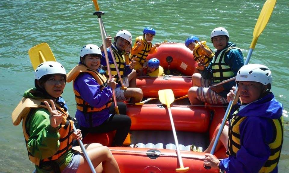Raft Rental in Iiyama-shi
