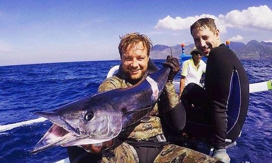 Fishing Charter In Abang