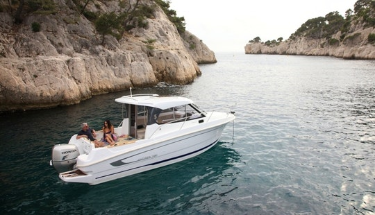 Beneteau Antares Cuddy Cabin Charter In Arzon, France