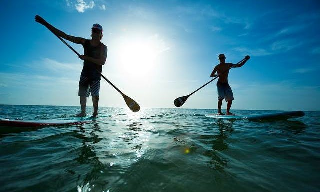Paddleboard Rental in Suances,Spain