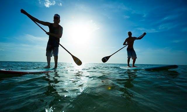 Paddleboard Rental in Suances,Spain