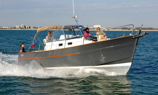 Rhea 850 Open Passenger Boat Rental In Arzon