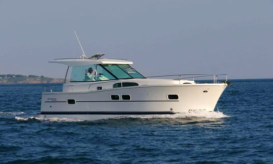 Delphia 1050 Yacht Charter In Arzon, France