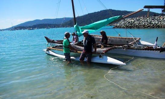 Beach Catamaran Trips In Airlie Beach, Australia